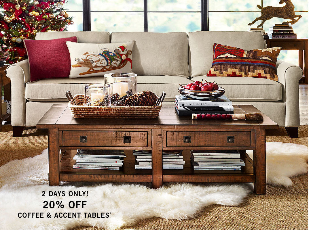 Coffee & Accent Tables Sale