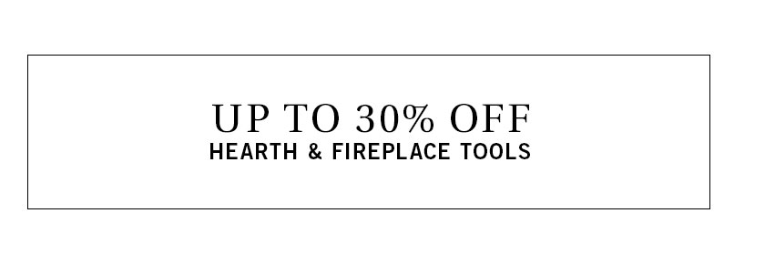 Hearth & Fireplace Tools Sale