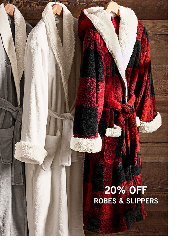 Robes & Slippers Sale