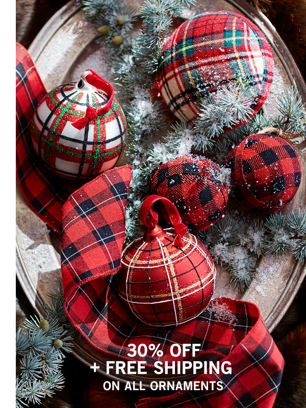 Ornaments Sale & Free Shipping