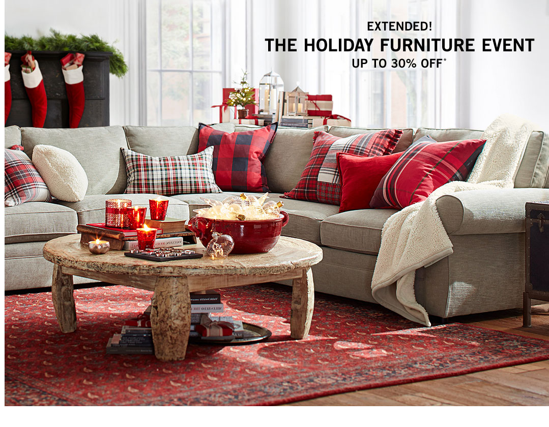 Holiday Furniture Event
