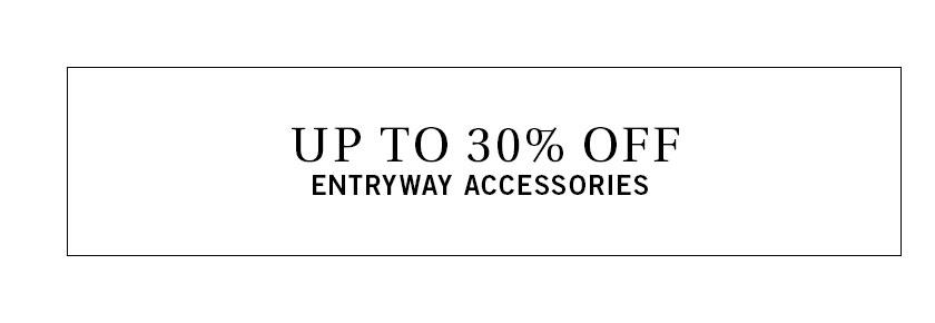Entryway Accessories Sale