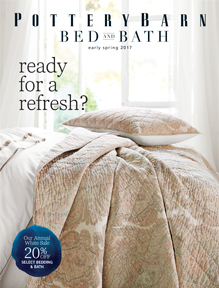 Bed & Bath Early Spring 2017