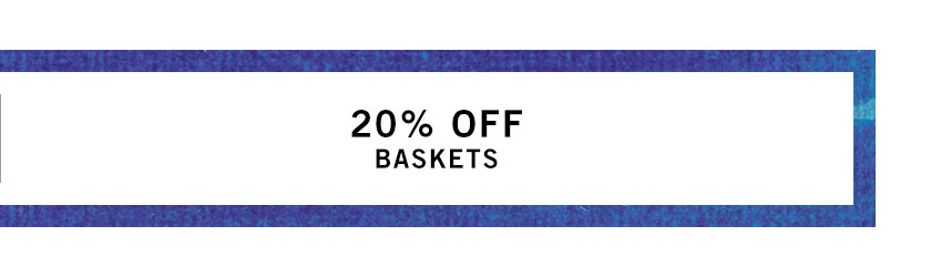 Basket Sale