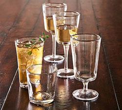 Montero Glassware