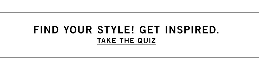 Style Finder Quiz