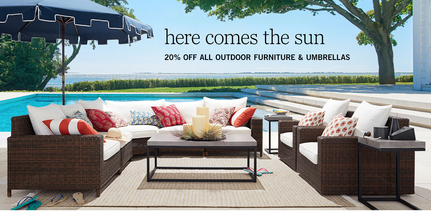 New Outdoor Collections