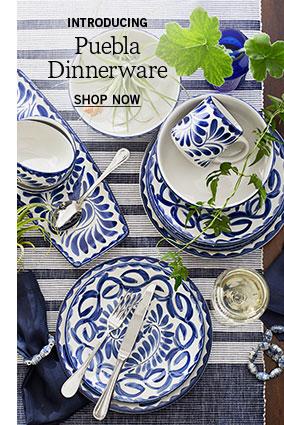 Puebla Dinnerware