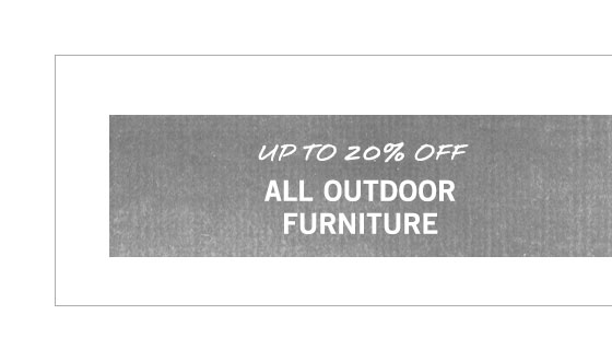 Outdoor Furniture Sale