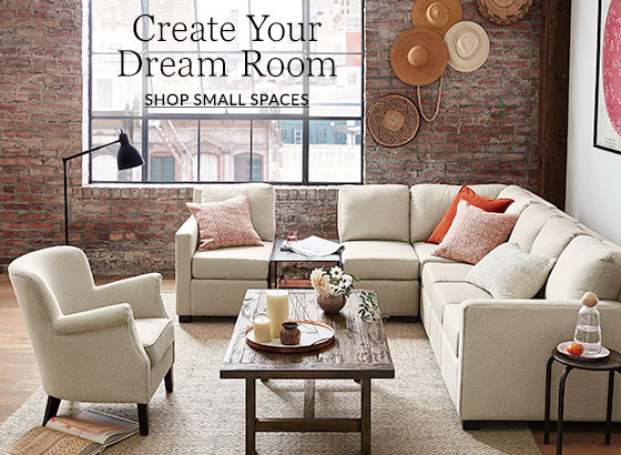 Shop Small Spaces