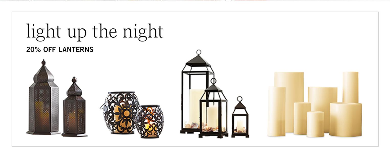 Lantern Sale