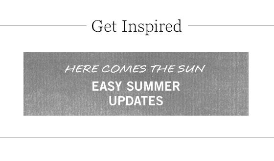Easy Summer Updates