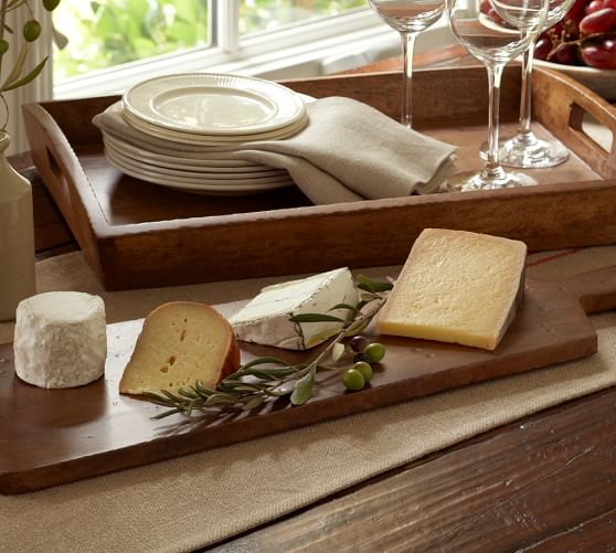 Wooden Cheese Boards ~ View larger