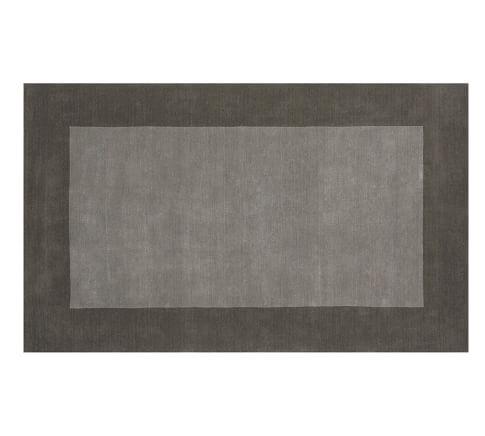 Henley Rug, 3x5', Gray