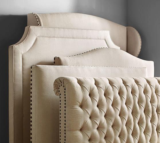 headboard upholstered 2