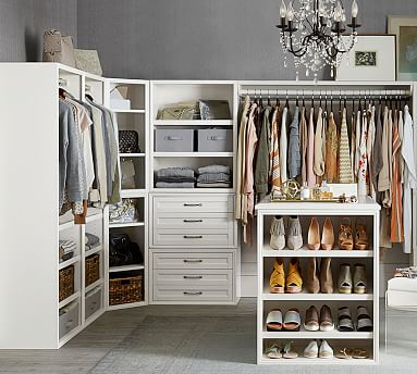 Build Your Own Sutton Modular Cabinets Pottery Barn