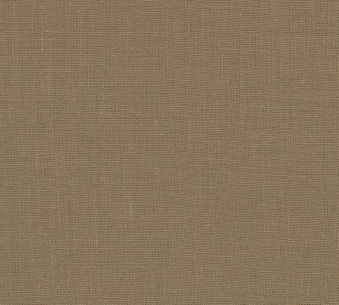 Fabric by the Yard Belgian Linen, Truffle