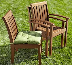 Outdoor Dining Chairs Pottery Barn