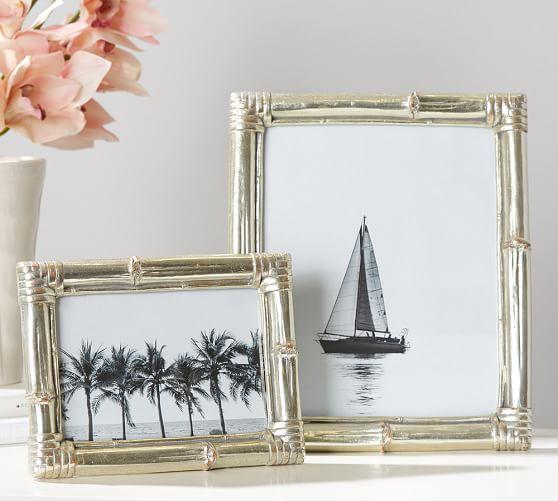 Bamboo Silver Gilt Frames