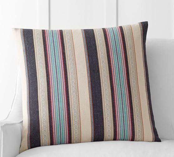 Madrid Stripe Pillow Cover