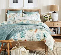 Multi Colored Bedding Pottery Barn