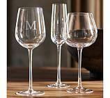 PB Premier Mouth Blown White Wine Glass, Set of 4