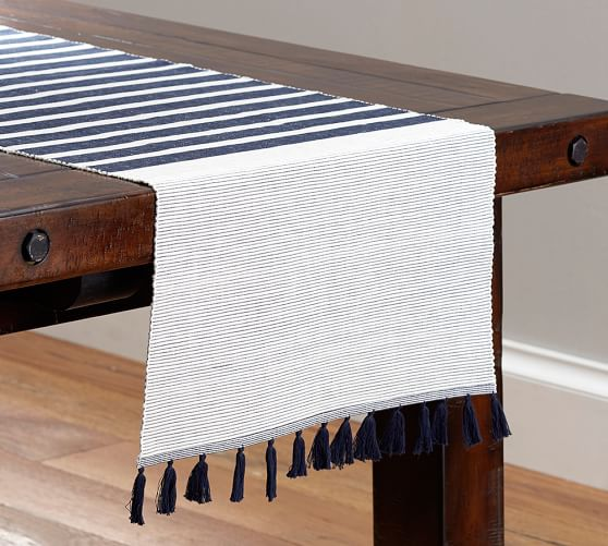 Mariner Stripe Table Runner