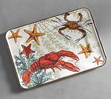 Ocean Critter Melamine Platter