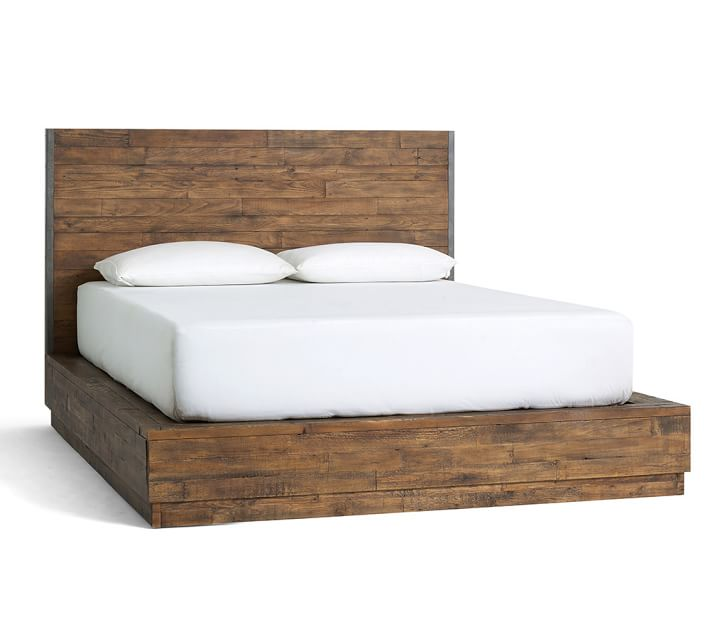 wood bed frames and headboards 2