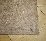 Standard Recycled Fiber Rug Pad, 2x3'