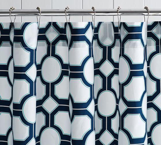 Nova Shower Curtain