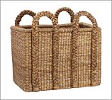 Beachcomber Seagrass Basket, XX-Large, Rectangular