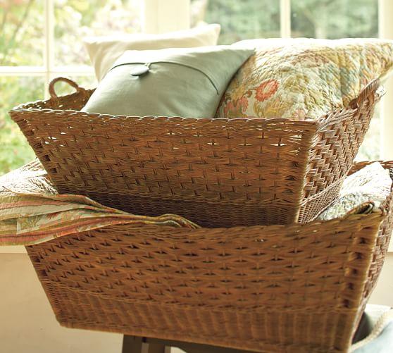 Adeline Basket, Small