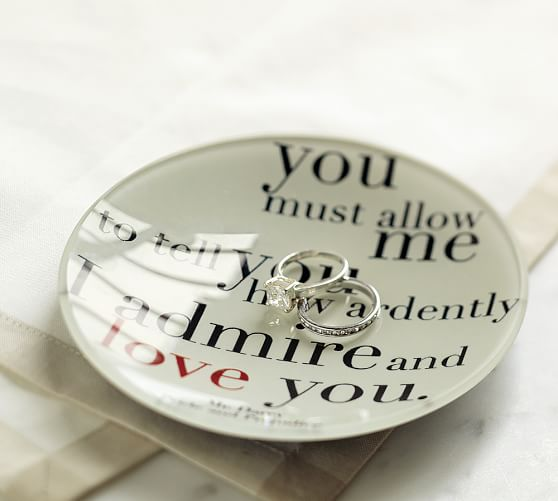 Quote Jewelry Dish