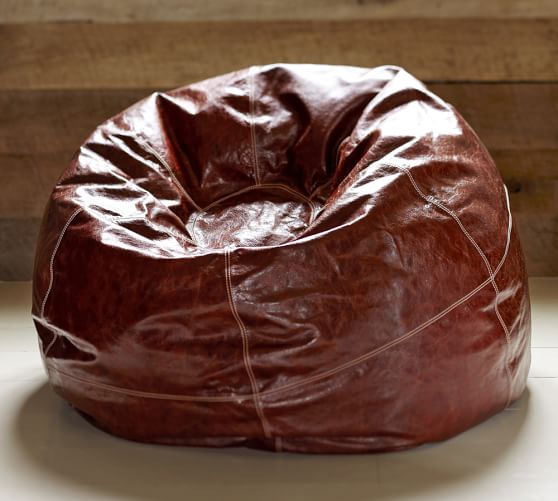 Leather Beanbag Cover, 44.5