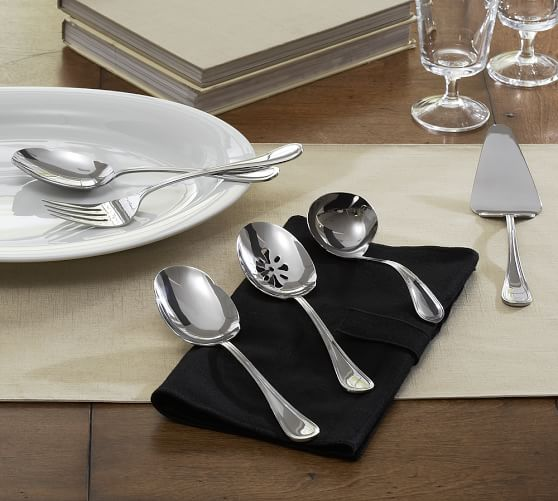Caterer's 6-Piece Flatware Serving Set