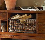 Olivia Havana Weave Utility Basket
