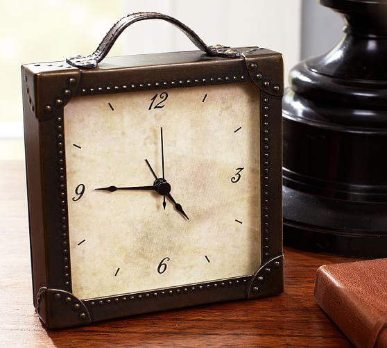 Luggage Clock