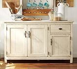 Whitfield Buffet,Weathered White
