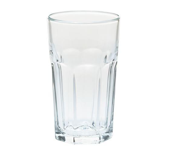 Cafe Juice Glass, Set of 6