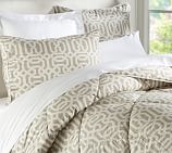 Terri Trellis Comforter, Twin, Neutral
