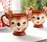 Cheeky Reindeer Mug