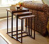 Granger Reclaimed Wood Nesting Tables