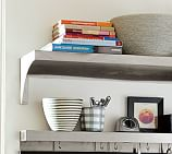 Stainless Steel Open Shelf, 36