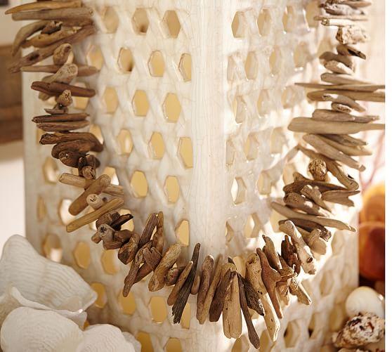 Driftwood Garland Vase Filler