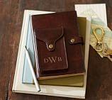 Saddle Journal with Pocket