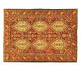 "Arzu Studio Hope Pride Hand-Knotted Rug, 4'11""x7'0"""