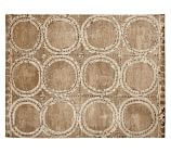 Hearst Tufted Wool Rug, 5x8', Neutral