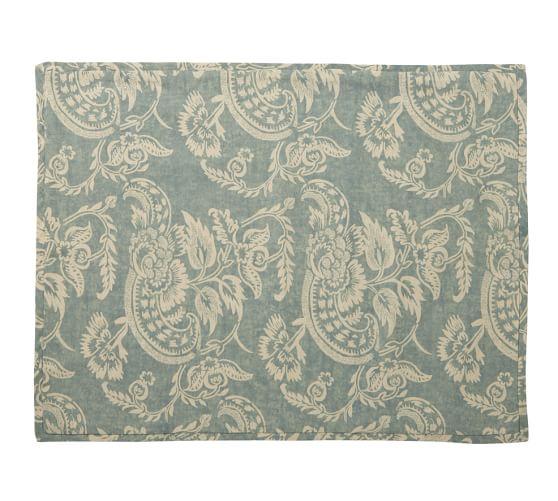Alessandra Floral Reversible Duvet Cover