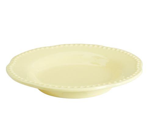 Emma Salad Plate, Set of 4, Yellow